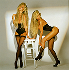 The Barbi Twins
