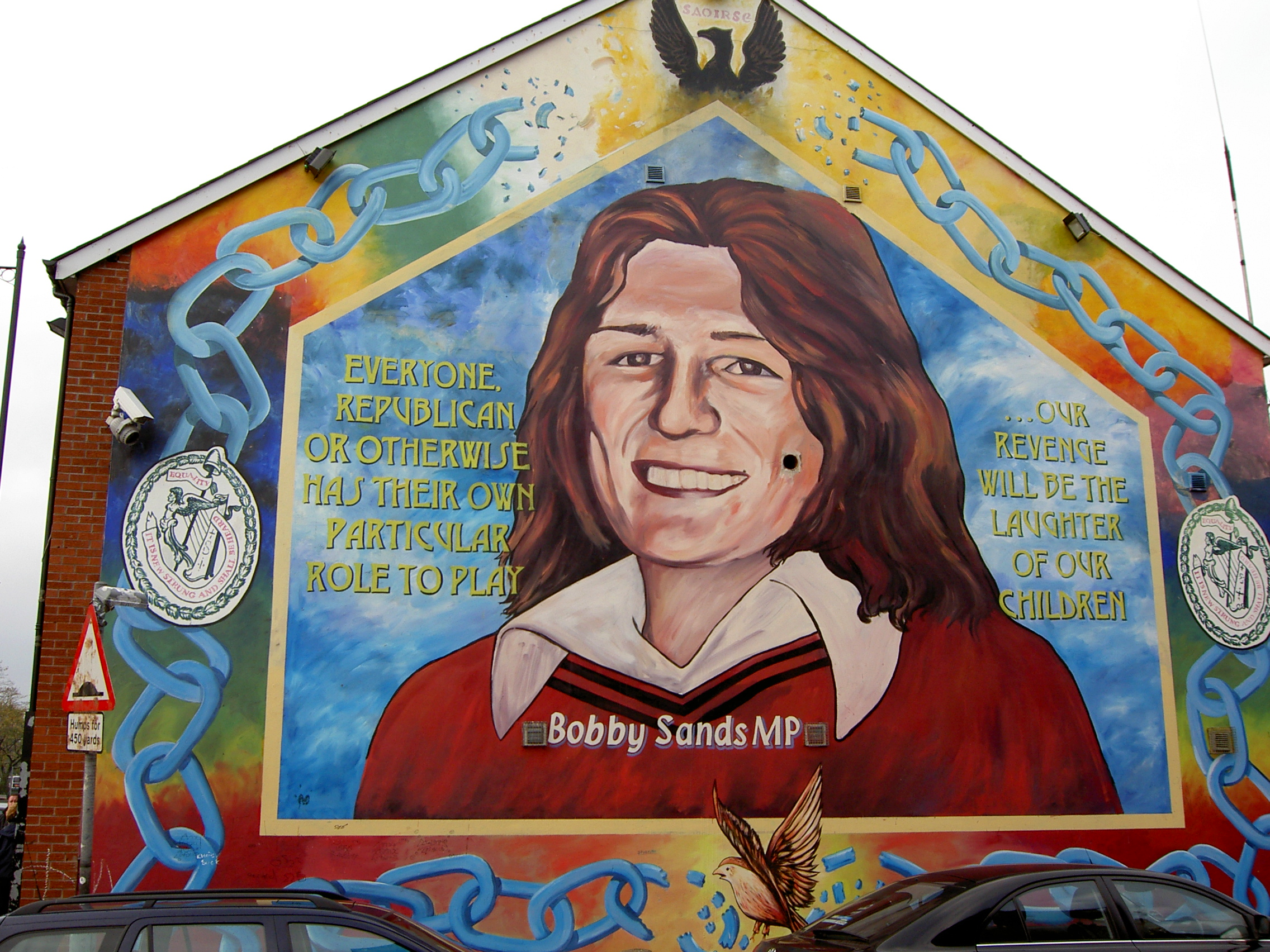 bobby sands the legal satyricon