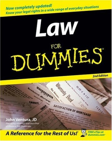 You'll get more practical knowledge out of this than you'll get out of three years at most law schools.