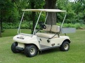 Free Golf Carts!  Just go to Prenda Law's headquarters.  They're giving them away, first come-first served!!!!