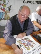 Georges Wolinski, Hero, 1934-2015.
