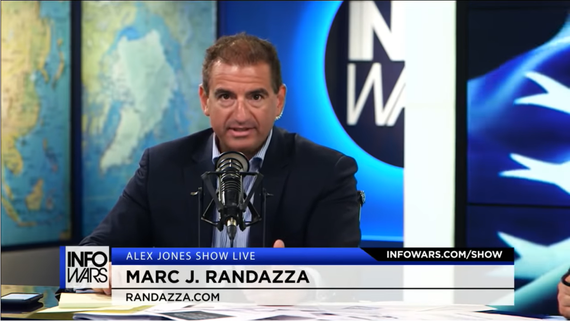 marc at infowars August 2nd